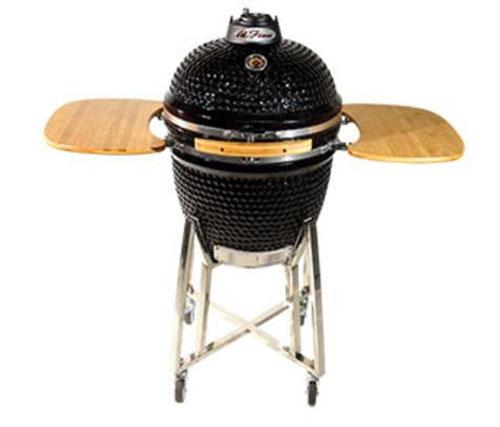 Cal Flame BBQ15K21 21' Kamado Smoker Grill