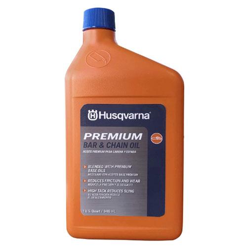 Husqvarna 610000023 Bar & Chain Oil, Quart