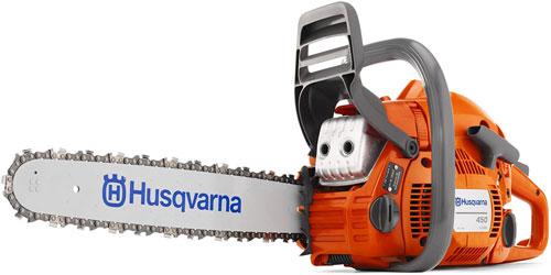 Husqvarna 450 18-Inch 50.2cc X-Torq 2-Cycle Gas-Powered Chain Saw
