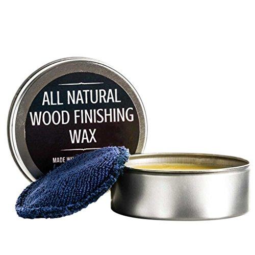 All Natural Wood Seasoning Wax