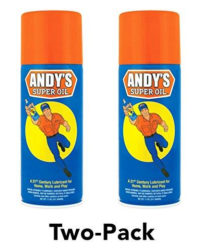 Andy's Super Oil