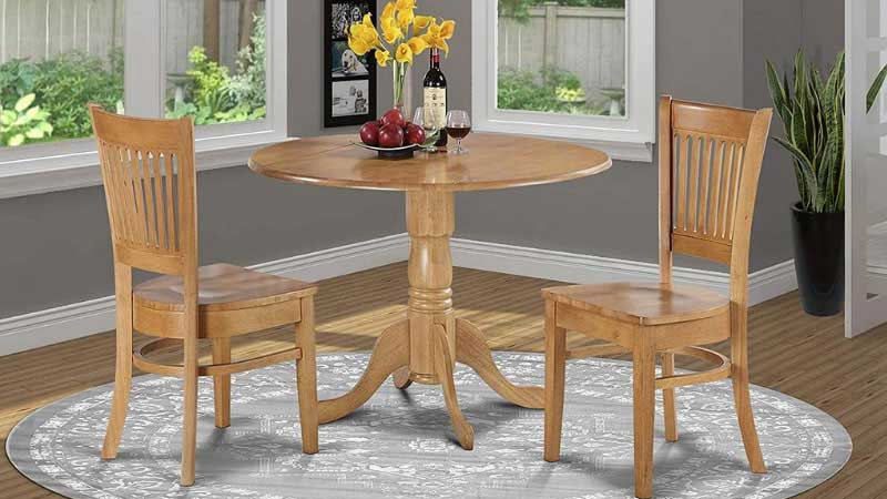 Best 2 Person Dining Tables for Small Space