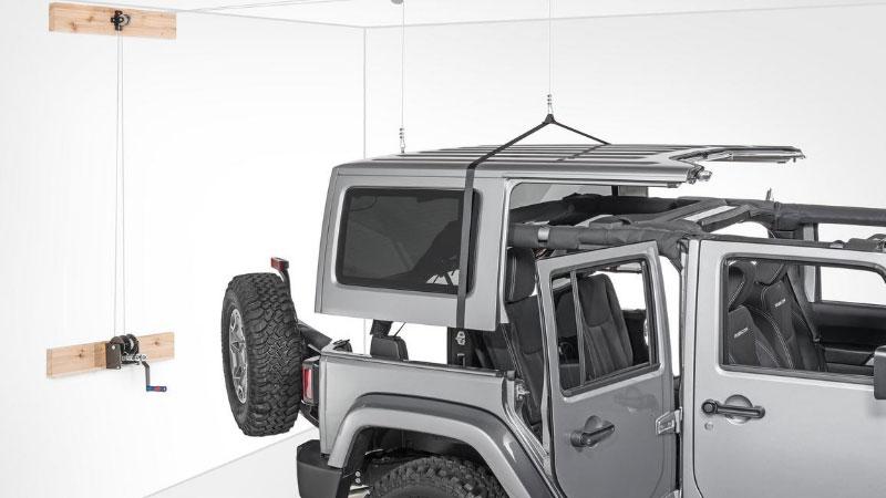 Best Jeep Hardtop Hoists