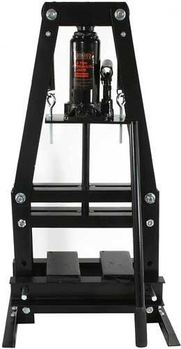 Black Bull PRESSA6T 6 Ton A-Frame Shop Press