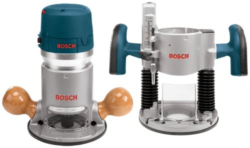 Bosch Wood Router Tool Combo Kit