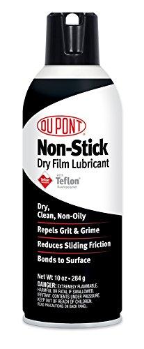 DuPont Teflon Non-Stick Dry-Film Lubricant Aerosol Spray