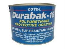 Durabak Depot Non-Slip Coating, Bedliner, Deck Paint
