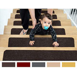 EdenProducts Patent Non-slip Carpet Stair Treads