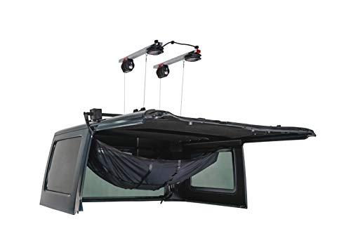 Garage Smart Hard Top Lifter/Storage Hoist System