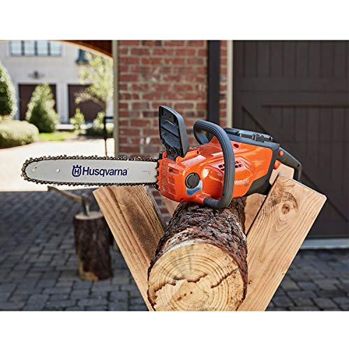 Husqvarna 14 Inch 120i Cordless Battery-Powered Chainsaw