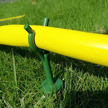 Installation hose guide