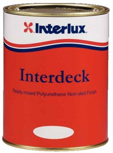 Interlux YJF684-QT Interdeck Slip-Resistant Deck Paint