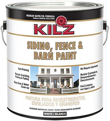 KILS Exterior Siding, Fence, and Barn Paint
