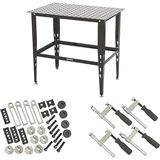 Klutch Steel Welding Table
