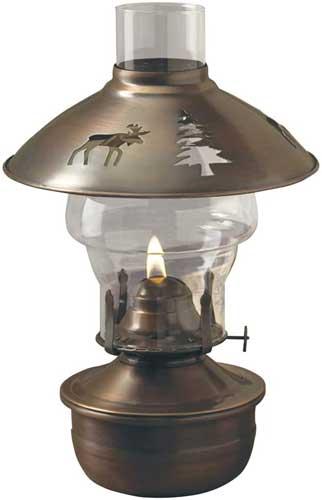 Lamplight Montana Oil Lamp