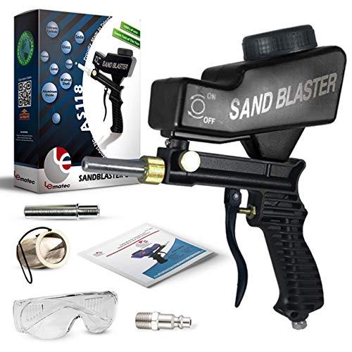 Lematec Sandblaster Portable Media Blaster