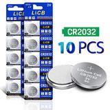 LiCB CR2032 3V Lithium Cell