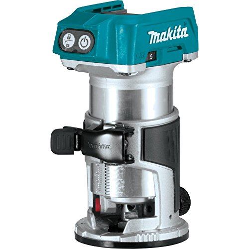 Makita 18V LXT Lithium-Ion Brushless Cordless Compact Router