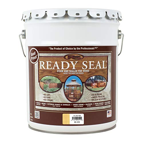 Ready Seal 510 Exterior Stain and Sealer for Wood