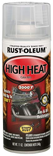 Rust-Oleum Automotive 260771 11-Ounce 2000 Degrees High Heat Spray