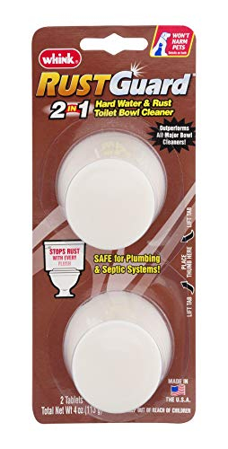 Rustguard Whink Time Released Bowl Cleaner