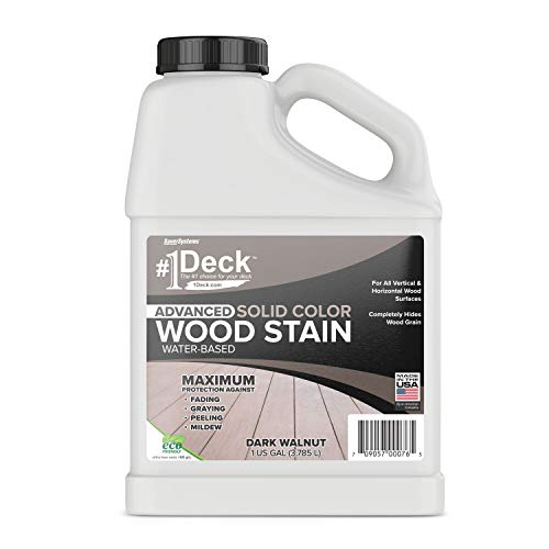SaverSystems Deck Wood Deck Paint and Sealer