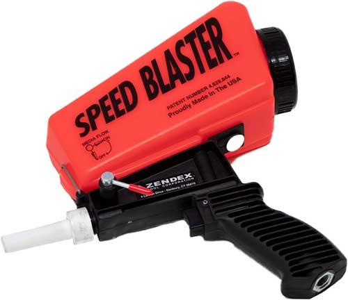 SpeedBlaster Gravity Feed Media Blaster