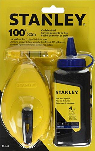 Stanley 47-443 3 Piece Chalk Box Set