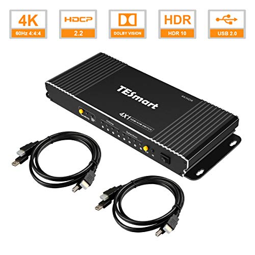 TESmart HDMI KVM Switch