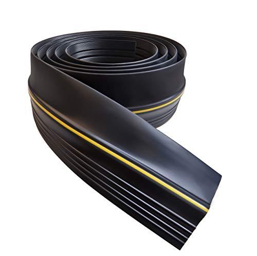 Txbizzer Universal 20ft Garage Door Seal Bottom Threshold Seal
