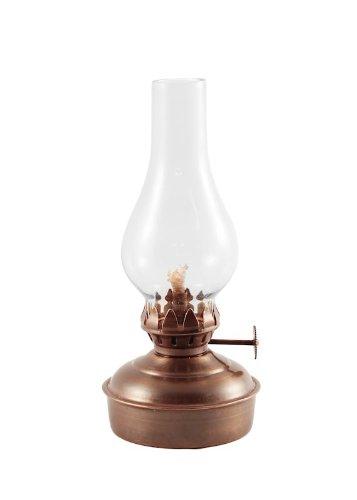 "Vermont Lanterns Brass Mini Small Oil Lamp 6.5"""