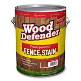 Wood Defender Transparent Fence Stain