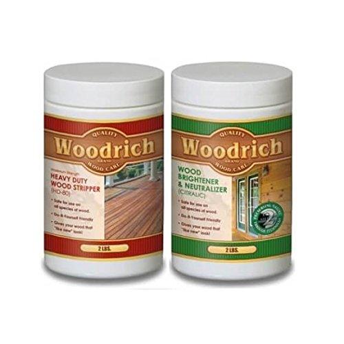 Woodrich Brand Heavy Duty Wood Stripper