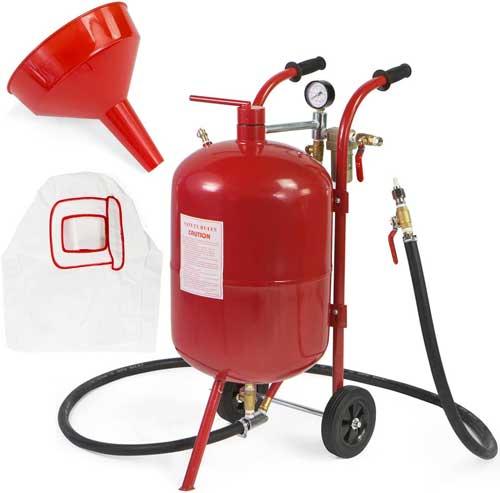 Xtreme Power US 10 Gallon Air Sandblaster