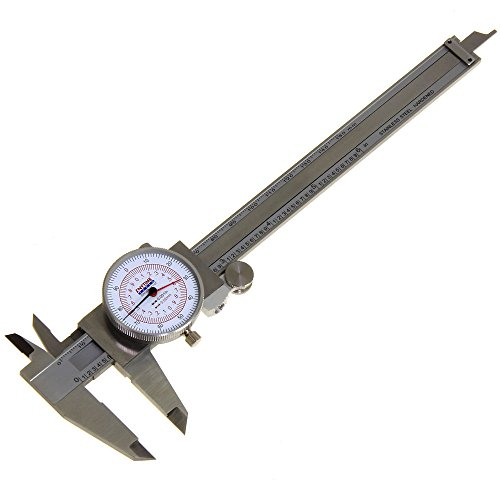 Anytime Tools DUAL Reading Scale METRIC SAE Standard