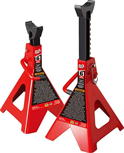 BIG RED T46002A Torin Steel Jack Stands