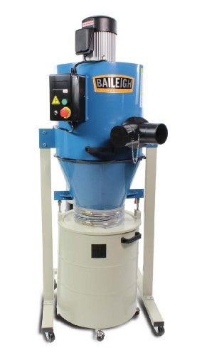 Baileigh DC-1450C Cyclone Style Dust Collector