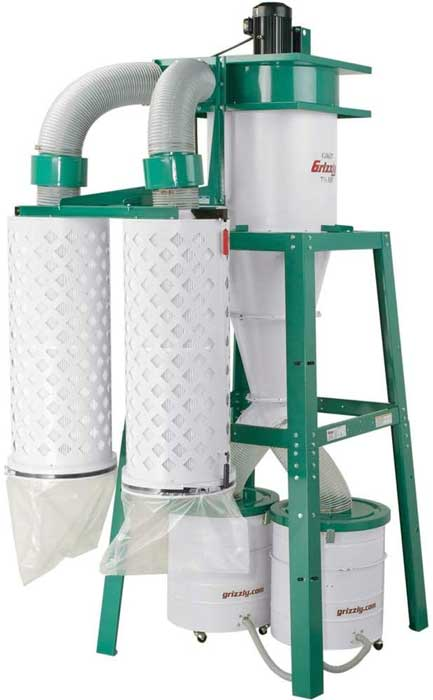 Cyclone Dust Collectors