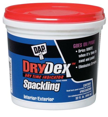DAP 12330 Dry Time Indicator Spackling