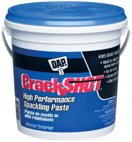 DAP Crack Shot Spackling Paste