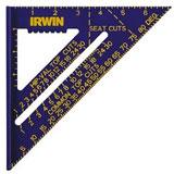 IRWIN Tools Rafter Square, Hi-Contrast Aluminum