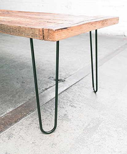 Industrial by design – 16 inches Hairpin Legs