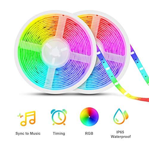 LED Strip Lights Sync to Music