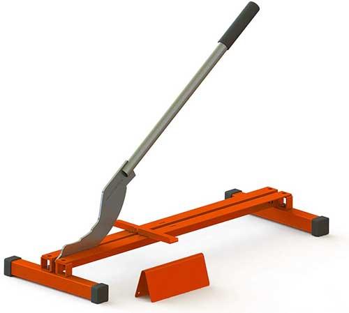 Laminate Floor & Vinyl Plank Cutter ET-210,for 5-11mm thick Floor