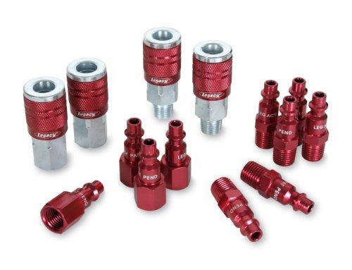 Legacy Manufacturing ColorConnex Couple/Plug Kit