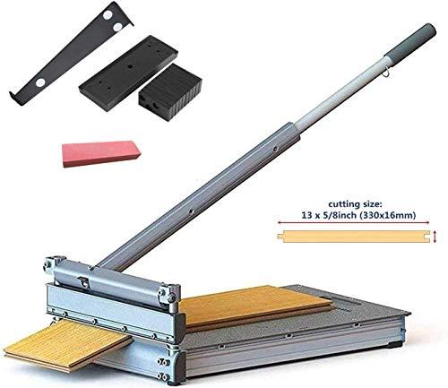MantisTol 13'' Laminate Flooring & Siding Cutter MC-330 with Installation Kit Gifts