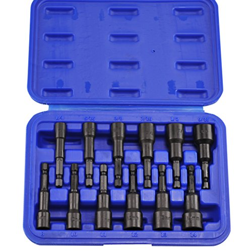 Neiko 10250A Magnetic Hex Nut Driver Master Kit
