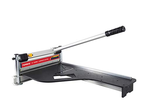 Norske Tools Newly Improved NMAP001 13 inch Laminate Flooring and Siding Cutter
