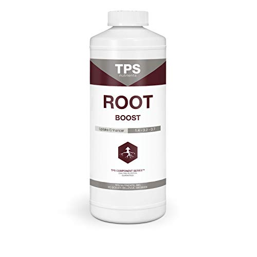 Root Boost Advanced Rooting Formula Plus Mycorrhizae and Microbes by TPS Nutrients, 1 Quart (32 oz)
