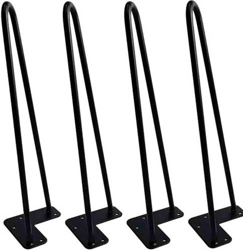Hairpin Table Legs